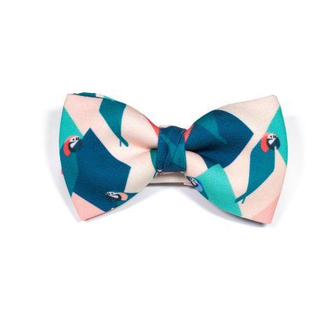 Wild Parrot Classic Bow Tie