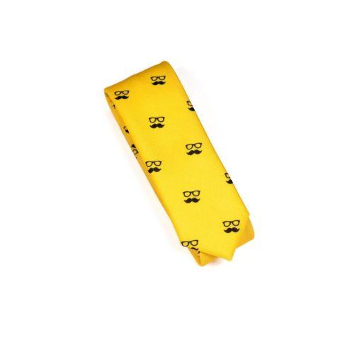 Corbata Colton Yellow