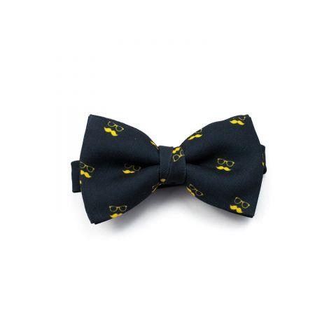 Colton Black Classic Bow Tie
