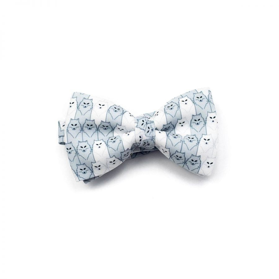 Wolf Classic Bow Tie by Daniel Grao