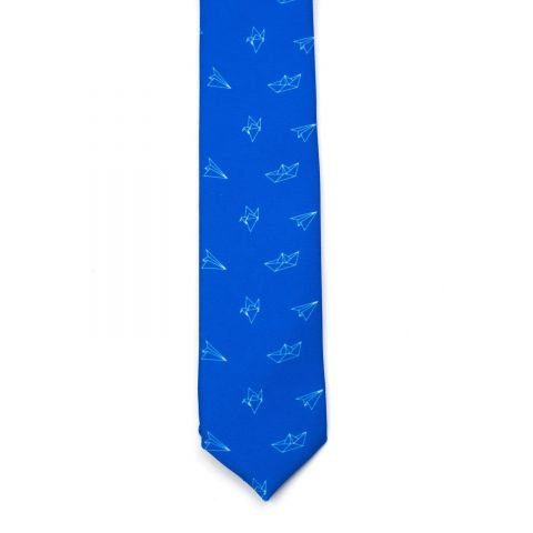 Asian Origami Necktie