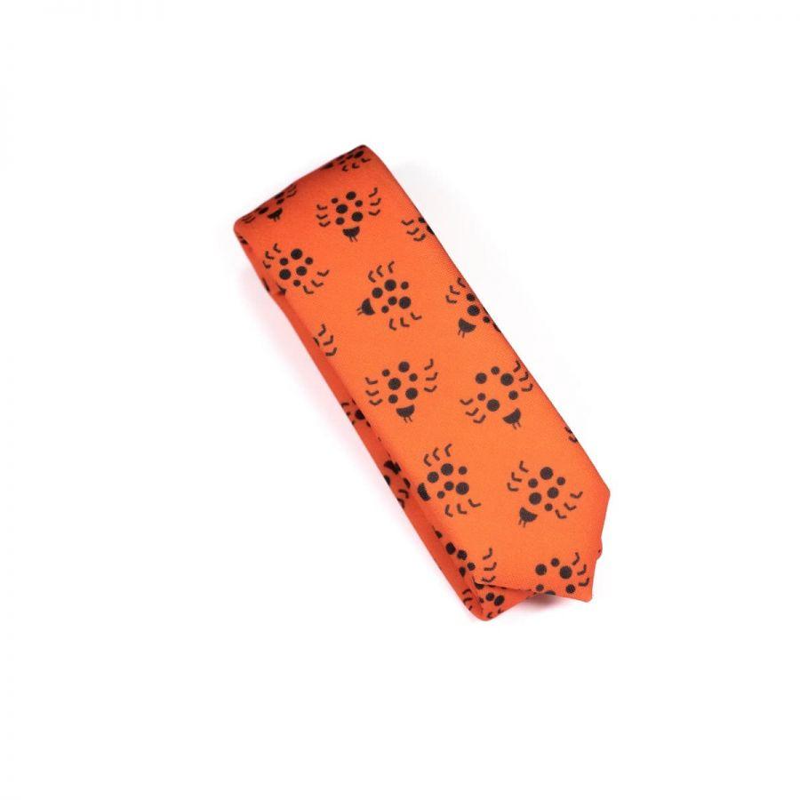 Insect Ladybird Necktie