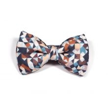 Chocolate 3angle Classic Bow Tie
