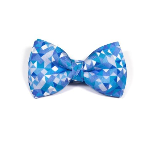 Pajarita Colton 3angle Blue