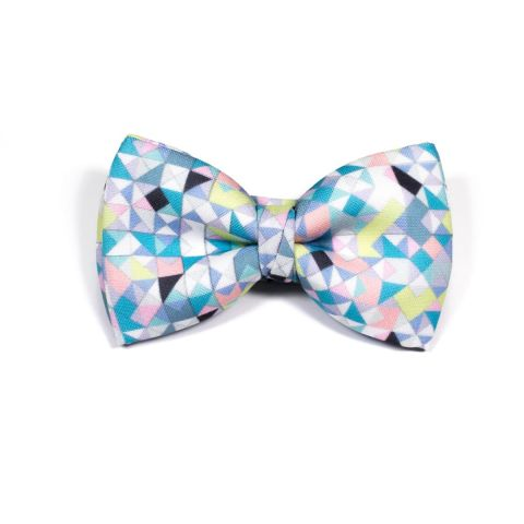 Pastel 3angle Classic Bow Tie