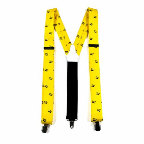 Colton Yellow Suspenders