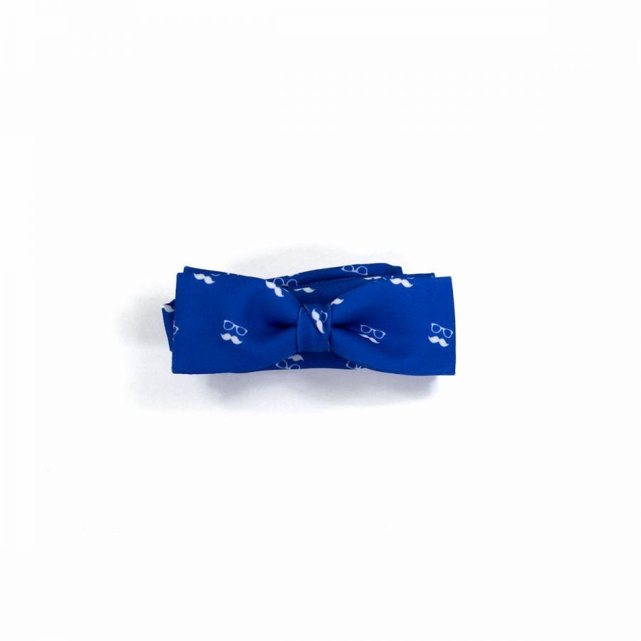 Colton Blue unisex Bow Tie