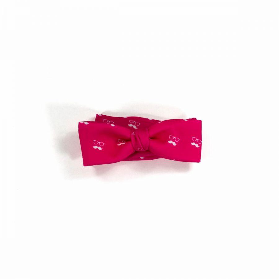 Colton Pink Unisex Bow Tie