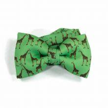 Giraffe Classic Bow Tie by Veronica Perona