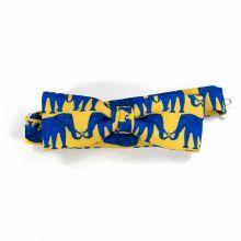 Elephant unisex Bow Tie by Veronica Perona
